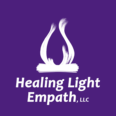 Healing Light Empath Alicia McBride Empath Book