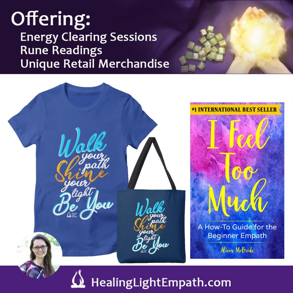 healing light empath holistic health fair event i feel too much empath book