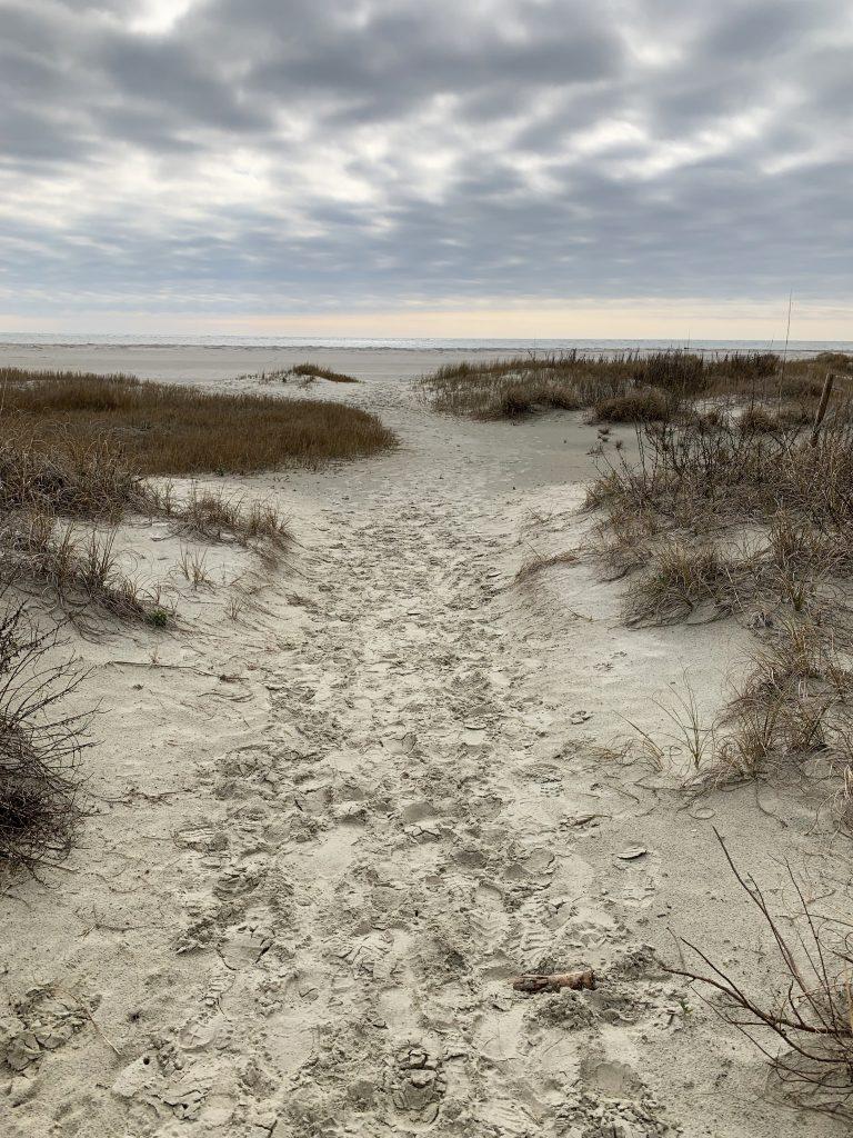 sand beach healing soul relax