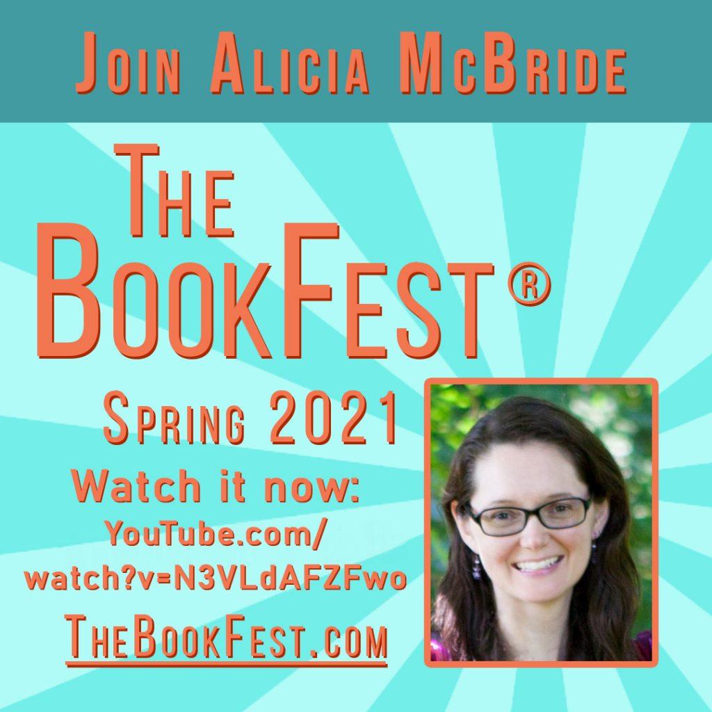 THE BOOKfest los angeles writer alicia mcbride