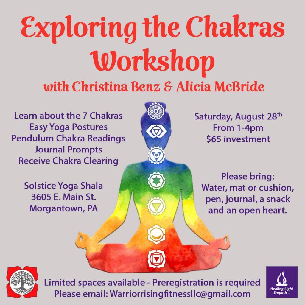 alicia mcbride healing empath workshop